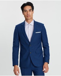 Burton Menswear - Sharkskin Suit Jacket