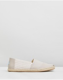 TOMS - University Classic Espadrilles - Men's