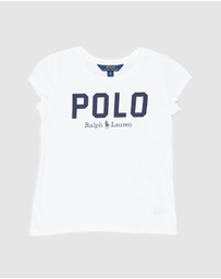 Polo Ralph Lauren - Polo Icon Cotton Jersey T-Shirt - Teens
