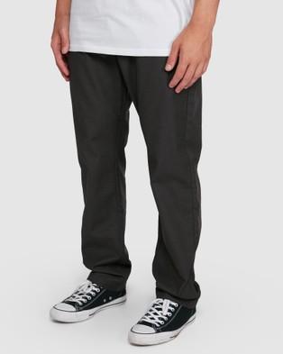 Billabong Surftrek Pants - Pants (RAVEN)