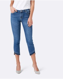 Forever New - Tilly Cropped Slim Jeans