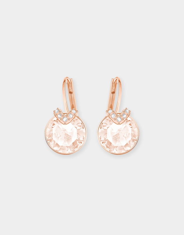 Swarovski - Bella V Pierced Earrings