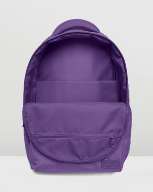 Lipault Paris City Plume Backpack - Backpacks (Purple)