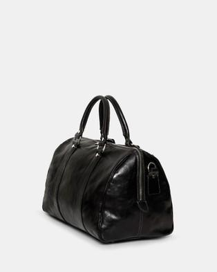 Republic of Florence Small Nardi Weekender - Duffle Bags (Black)
