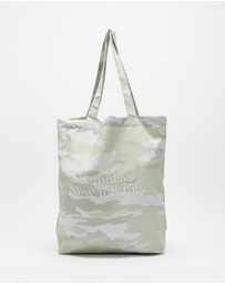 Saturdays NYC - Camo Miller Standard Tote