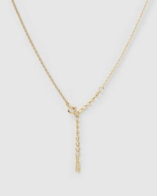 Izoa Dreams Pendant Necklace - Jewellery (Gold)