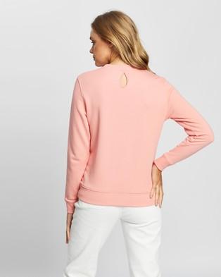 Lacoste L!Ve Classic Sweatshirt - Sweats (Elfe)