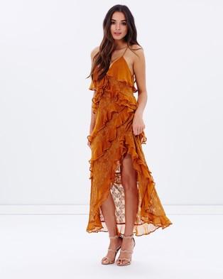 Isla – Tempo Maxi Dress – Dresses (Copper Star)