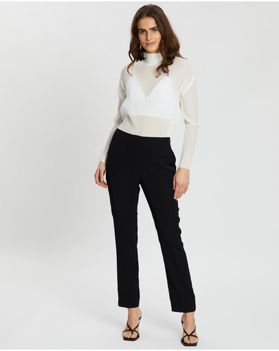 Grace Willow Clancy Top White