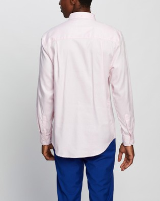 Justin Cassin Perry Shirt - Shirts & Polos (Pink)