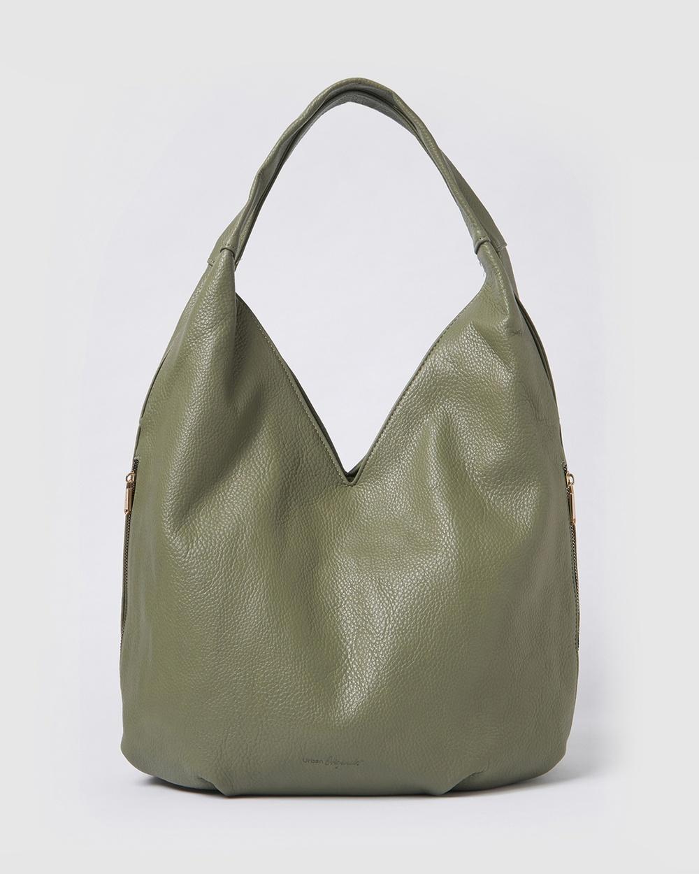 Urban Originals Love Success Bags Green
