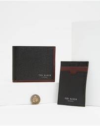 Ted Baker - Candlez Wallet and Card Holder Gift Set
