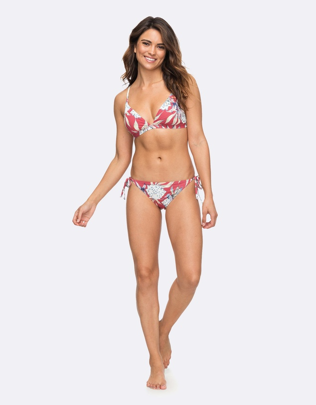 Roxy - Womens LIttle Bandits Fixed Tri Separate Bikini Top