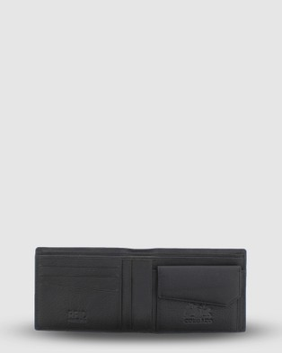 Cobb & Co Maxy RFID Safe Leather Wallet - Wallets (Black)