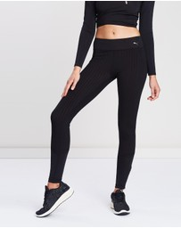 Puma - Luxe Mesh Tights