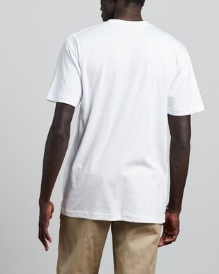 Dickies - H.S Rockwood Tee - T-Shirts & Singlets (White) H.S Rockwood Tee