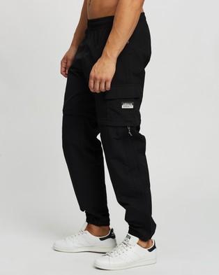 adidas Originals Utility 2 in 1 Pants - Pants (Black)