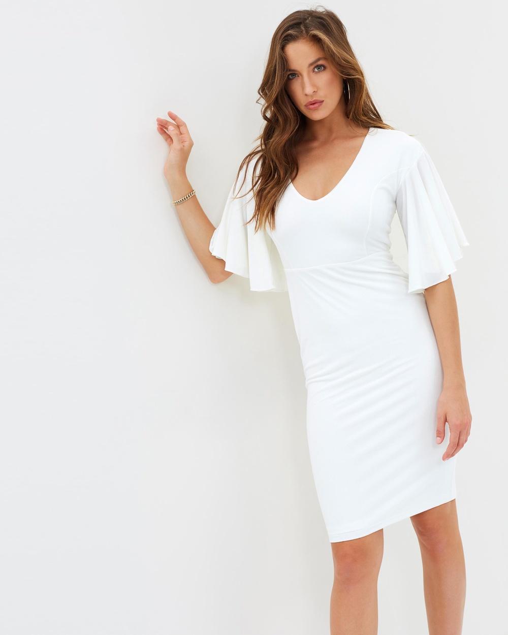Fresh Soul Audrey Dress Dresses White Audrey Dress