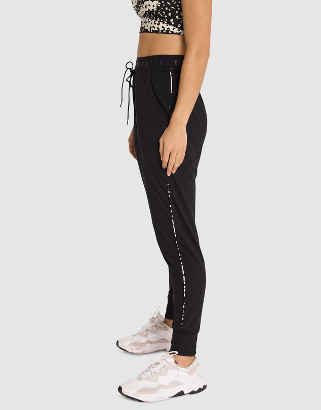 Women Desert Storm Piped Trackpants