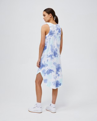 Jac & Mooki Giselle Dress - Dresses (miami tie dye)