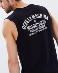 Deus Ex Machina - THE ICONIC Exclusive - Tokyo Address Muscle