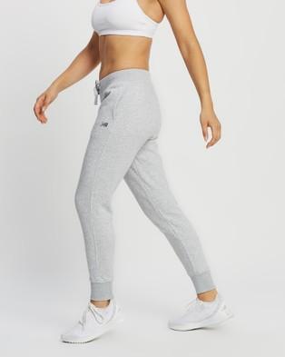 New Balance Core Sweatpants - Sweatpants (Athletic Grey)