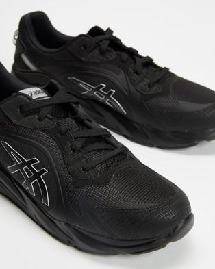 ASICS GEL Miqrum   Men's - Casual Shoes (Black/Black)