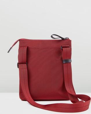 Samsonite Red Mirre Cross - Satchels (Red)