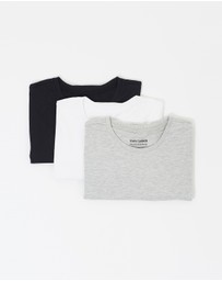 Staple Crew Tee 3-Pack