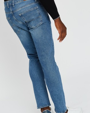 Rodd & Gunn Lowry Straight Fit Jeans   Short Leg - Jeans (Sky Blue)
