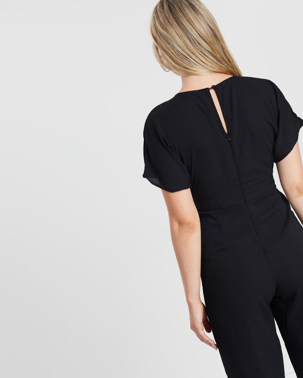 8f28c026d5a8 Woven Nova Batwing Jumpsuit by Cotton On Online