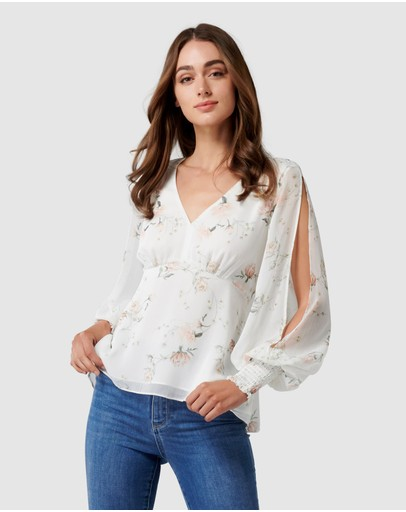 65295ee2aa5e5e Shirts & Blouses | Buy Womens Blouses & Shirts Online Australia- THE ICONIC