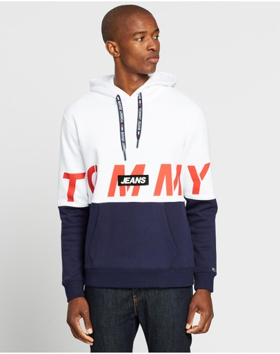 Tommy Jeans - Logo Hoodie