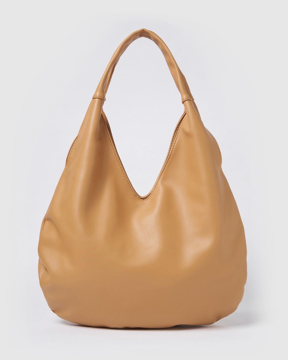 Urban Originals Flashback Hobo Bags Sand