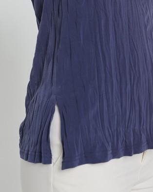Australia Faye Black Label Faye Label Cami - T-Shirts & Singlets (Steel Blue)