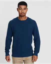 Staple Superior Organic - Staple Organic Cotton Crew Neck Knit