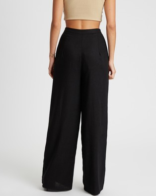 Calli Kylie Pants - Pants (Black)
