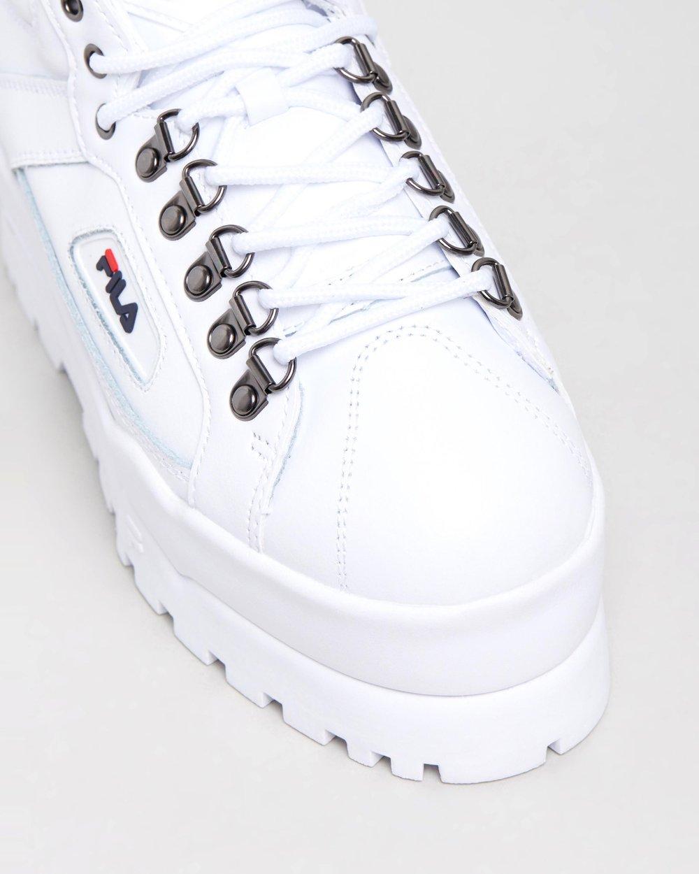 4c79a92e28ee Trailblazer Wedge Sneakers by Fila Online