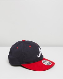 New Era - 9Fifty Retro Crown Atlanta Braves Snapback