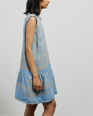 Cecilie Copenhagen Dress 2 O No Sleeves - Dresses (Cloud)