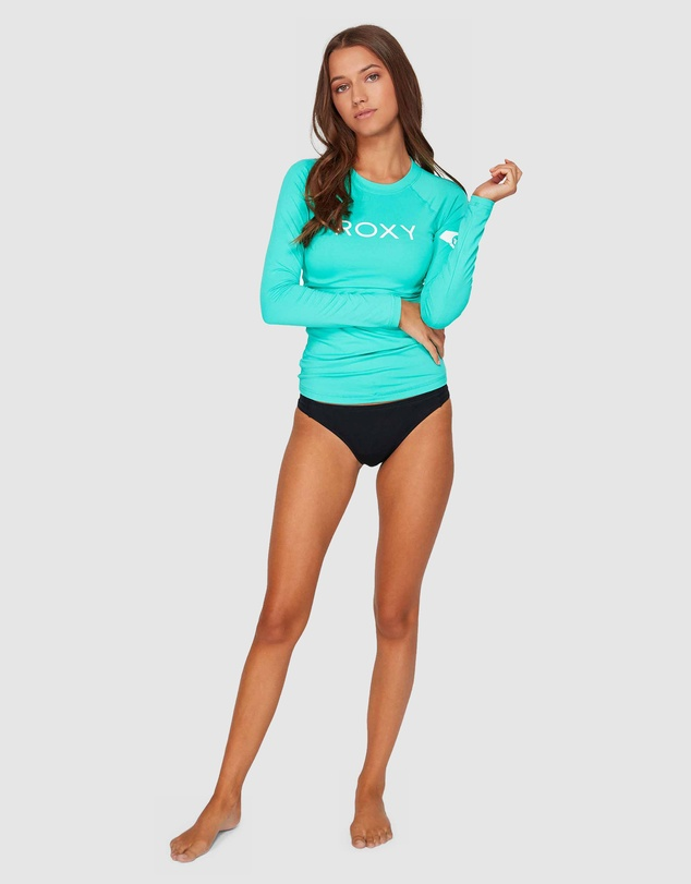 Roxy - Womens ROXY Surf Long Sleeved UPF 50 Rash Vest