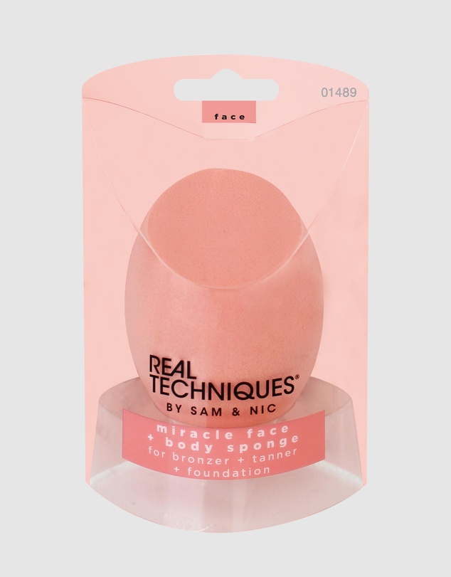 Life Miracle Face & Body Sponge