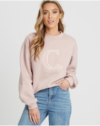 Calli - Billie Oversized Sweatshirt