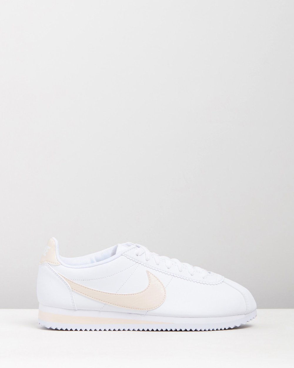10a6bdcd8676 Classic Cortez Leather Shoes - Women s by Nike Online