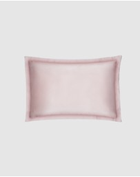 Sleepy Dee - 22 Momme Mulberry Silk Reverie Oxford Pillowcase