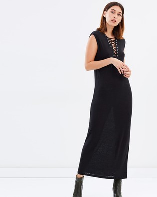 IRO – Daisy Dress – Dresses (Black)