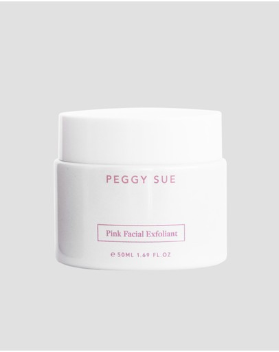 Peggy Sue - Pink Facial Exfoliant