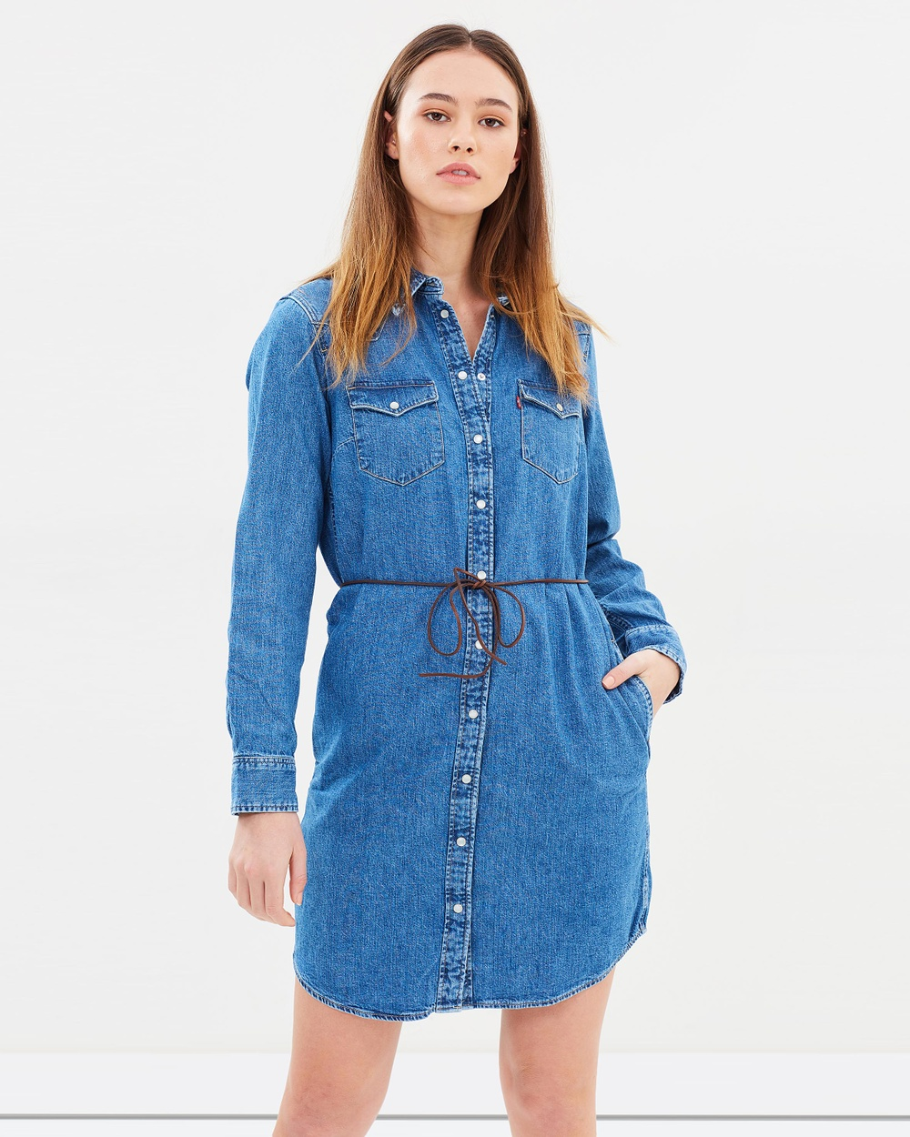 Levi's Ultimate Western Dress Dresses Back To Life Ultimate Western Dress