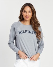 Tommy Hilfiger - Iconic Lounge Wear Knit Top