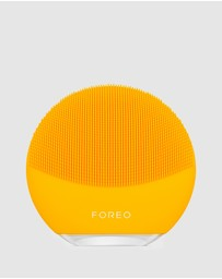 Foreo - LUNA Mini 3 Facial Cleansing Massager - Sunflower Yellow